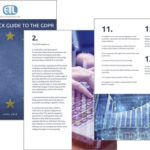 A quick guide to the GDPR for data management teams